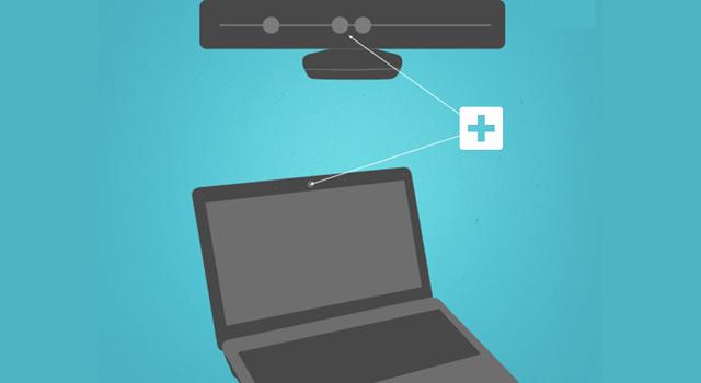kinect laptop