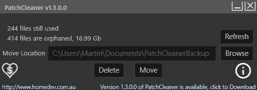 patchcleaner