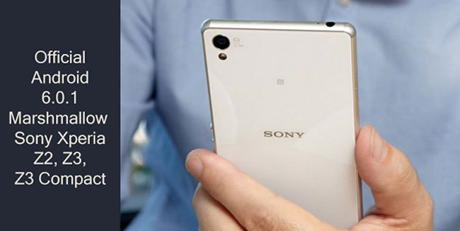 sony android 6