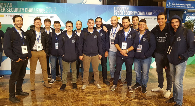 hellenic cyber security team